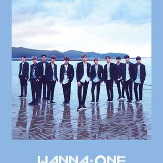 WANNA ONE - Mini Album Vol.1 [1x1=1(TO BE ONE)] (Sky Ver. $ Pink Ver.)