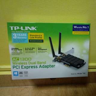 TP-Link Archer T6E Dual Band Wireless Adapter