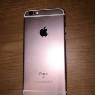 Iphone 6s 64GB + Apple care + Unlocked