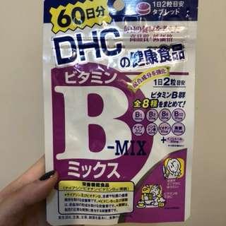 《DHC》補品B群(60日份)
