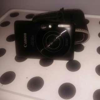 Canon camera Model Ixus 100IS