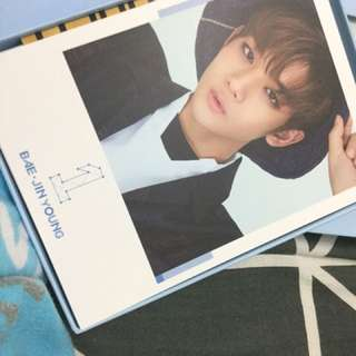 WTT Wanna One To Be One Jinyoung Cover