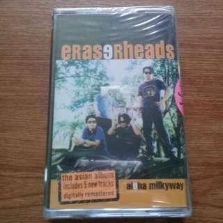 *sealed* Eraserheads - Aloha Milkyway cassette tape OPM