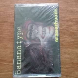 *sealed* Eraserheads - Bananatype cassette tape OPM