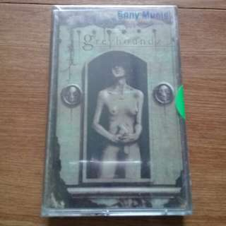 *sealed* Greyhoundz cassette tape