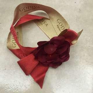 Godiva緞帶