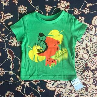 Mothercare tee 9-12m