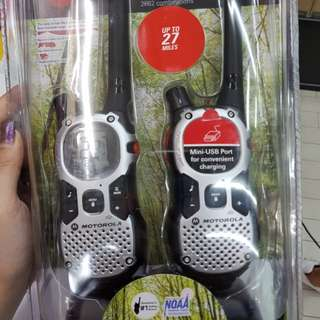 Motorola Walkie Talkie (MJ 270R)