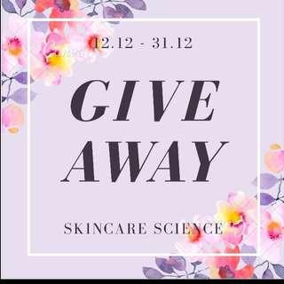 SkinCareScienceGiveaway