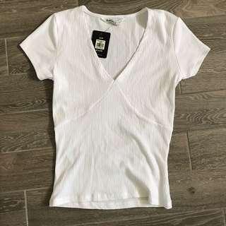 White v tshirt BNWT