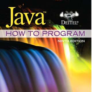 Java - How to Program, 9th Edition