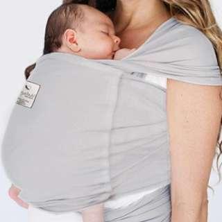 HUG A BUB WRAP CARRIER - organic silver