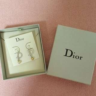 Dior經典耳環