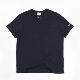 Champion reverse weave tshirt navy