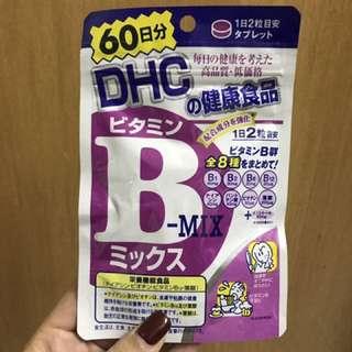 Dhc Vitamin B 維他命B