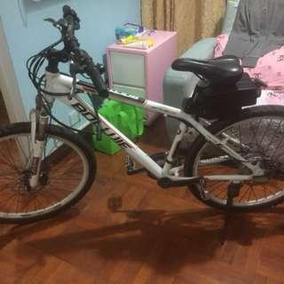 電動單車 可人力或電動