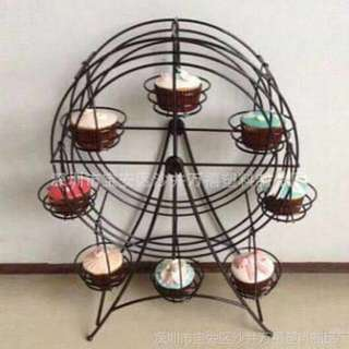 Cupcake Stand. Ferris Wheel