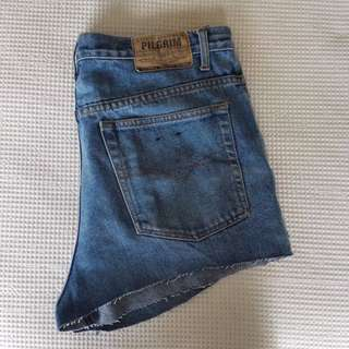 Size 14 Denim Shorts