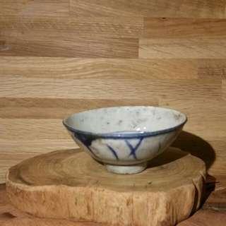 小老茶碗一只