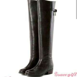 可議Grace gift及膝靴