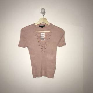 Forever 21 Pink Top New with Tags