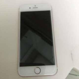 Lightly used iPhone 6s 128gb
