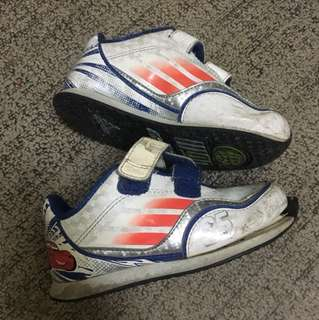 Adidas OrthoLite Cars Shoes