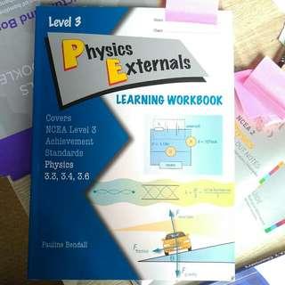 NCEA level3 Physics external