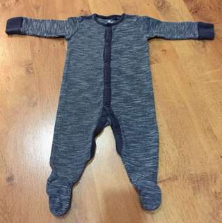 Next Baby Sleepsuit