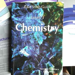 ESA level3 chemistry