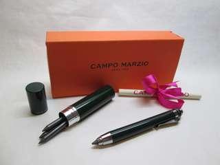 CAMPO MARZIO 墨綠色鉛筆 【 連 4 枝等芯 】