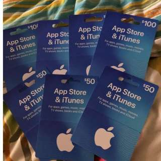 20% of iTunes Gift Card
