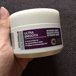 Ultra smooth hair