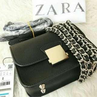 Zara crossbody 2 strap original