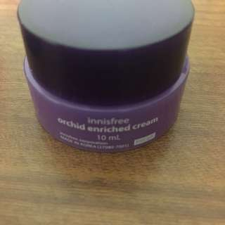 Innisfree : Orchid Enriched Cream (Travel Size : 10ml)