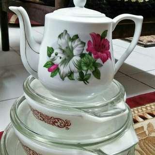 Teko Bunga Kangkung