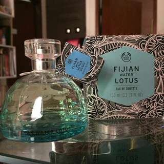 Fijian Water Lotus The Body Shop 100ml