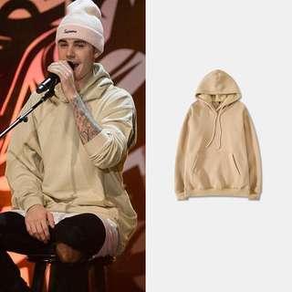 S-XXL Bieber 4 colors hoodie