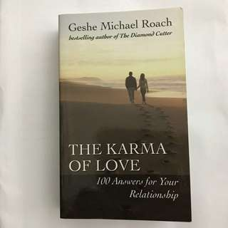 The Karma of Love by Geshe Michael Roach