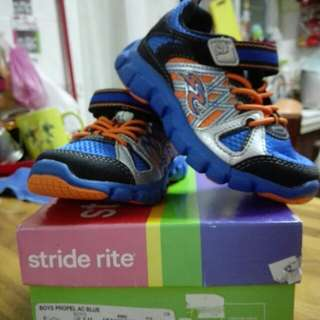 Stride rite boy shoes, size 8.5