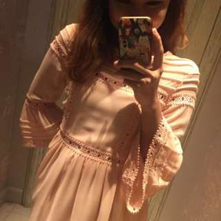 Ms. Selfridge dress