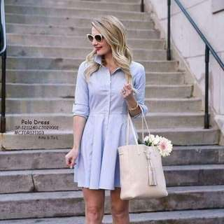 Polo dress fits S-L