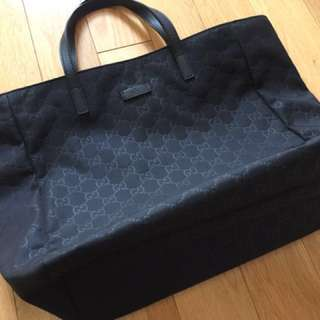 [99%new] Authentic Gucci GG Monogram Tote