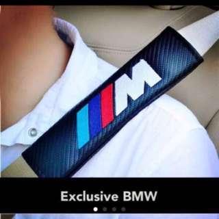 BMW Safety Belt Protector