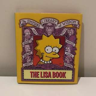 The Lisa Book by Matt Groening