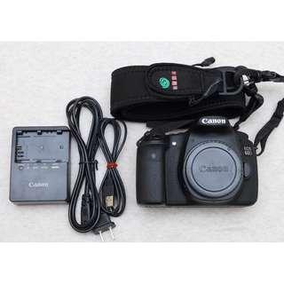 Canon 60D 機身  (650D 700D 70D 參考)