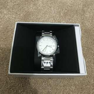 Brand new DKNY silver watch