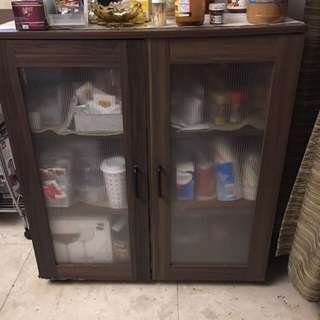Mini Pantry Cabinet