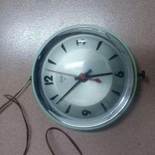 舊鑽石牌7吋電鐘