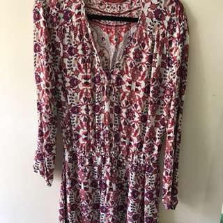 TIGERLILY FLORAL DRESS